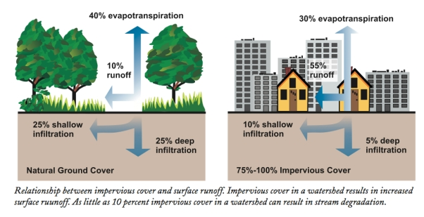 relationship-between-impervious-cover-and-surface-runoff